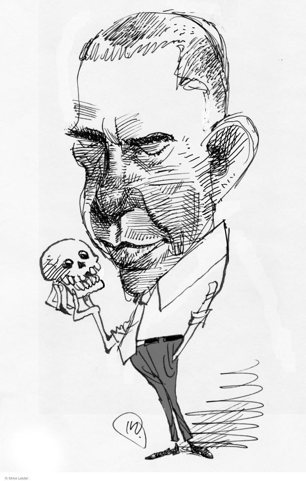 Cartoonist Mike Lester  Mike Lester's Editorial Cartoons 2017-08-05 Barack Obama