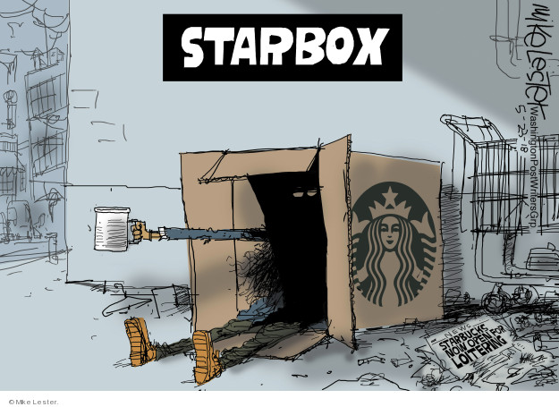 Cartoonist Mike Lester  Mike Lester's Editorial Cartoons 2018-05-23 Mike