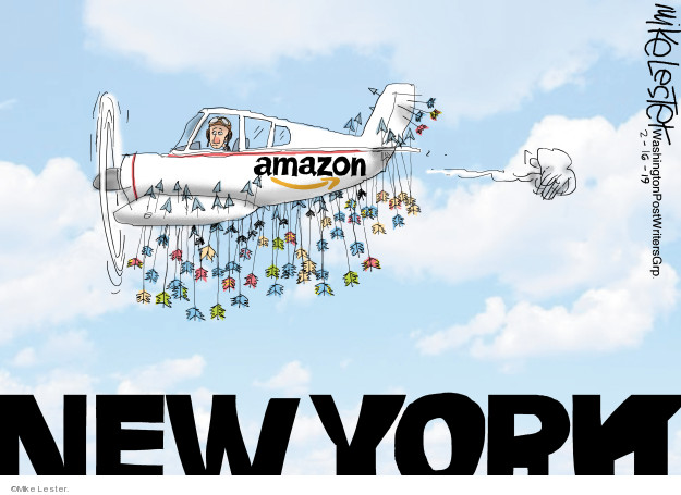 Mike Lester  Mike Lester's Editorial Cartoons 2019-02-16 Amazon