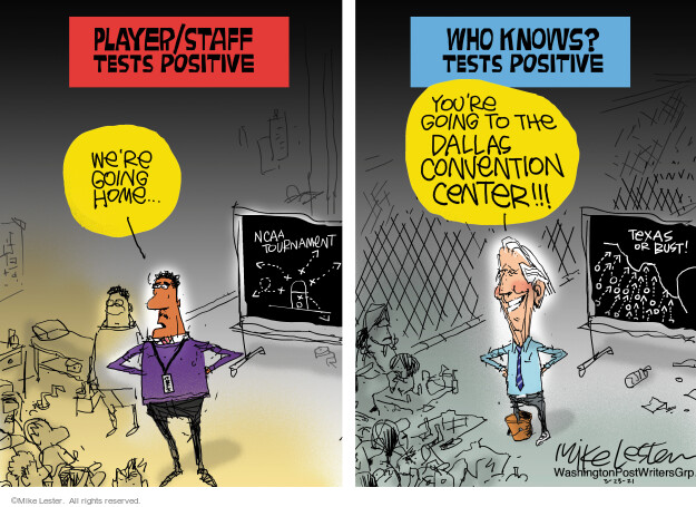Mike Lester  Mike Lester's Editorial Cartoons 2021-03-23 home