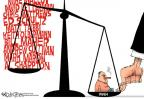 Cartoonist Mike Lester  Mike Lester's Editorial Cartoons 2012-03-07 bias