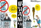 Cartoonist Mike Lester  Mike Lester's Editorial Cartoons 2012-07-12 mother