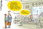 Cartoonist Mike Lester  Mike Lester's Editorial Cartoons 2012-07-14 unemployment