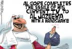 Cartoonist Mike Lester  Mike Lester's Editorial Cartoons 2013-01-10 TV