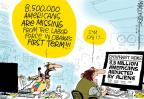 Cartoonist Mike Lester  Mike Lester's Editorial Cartoons 2013-02-02 Barack Obama