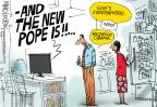 Cartoonist Mike Lester  Mike Lester's Editorial Cartoons 2013-03-14 leader