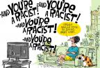 Cartoonist Mike Lester  Mike Lester's Editorial Cartoons 2013-08-17 TV