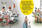 Cartoonist Mike Lester  Mike Lester's Editorial Cartoons 2014-07-05 government