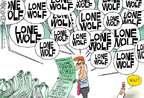Cartoonist Mike Lester  Mike Lester's Editorial Cartoons 2014-12-16 Islam
