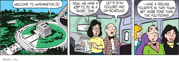 Comic Strip Greg Evans  Luann 2009-02-10 stay