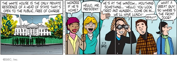 Comic Strip Greg Evans  Luann 2009-02-14 high