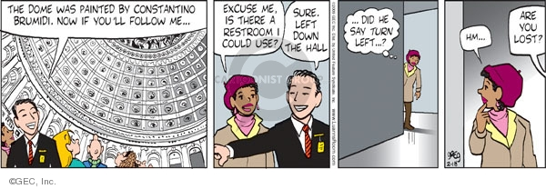 Comic Strip Greg Evans  Luann 2009-02-18 high school