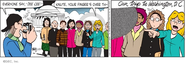Comic Strip Greg Evans  Luann 2009-02-21 high school
