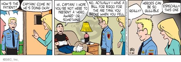Comic Strip Greg Evans  Luann 2009-05-20 present