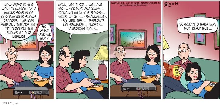Comic Strip Greg Evans  Luann 2009-06-14 60 minutes