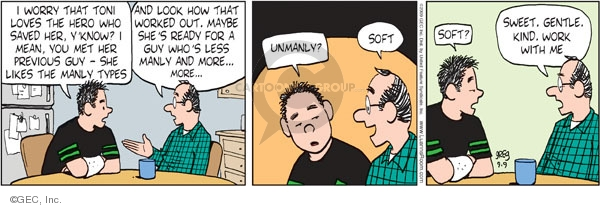 Comic Strip Greg Evans  Luann 2009-09-09 date