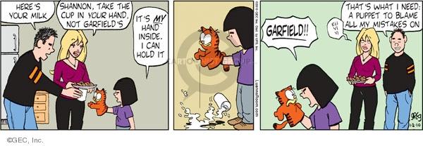 Comic Strip Greg Evans  Luann 2010-01-02 inside