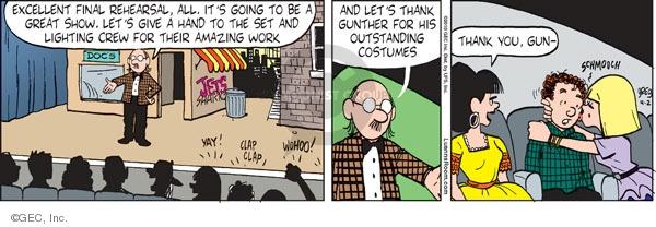 Comic Strip Greg Evans  Luann 2010-04-02 final