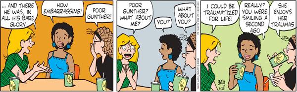 Comic Strip Greg Evans  Luann 2010-06-25 post