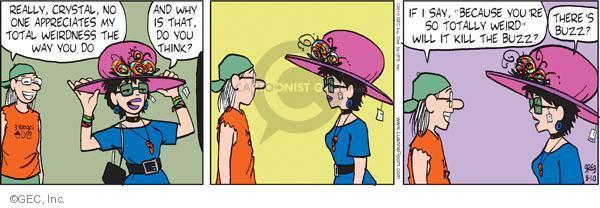 Comic Strip Greg Evans  Luann 2010-08-10 chemistry