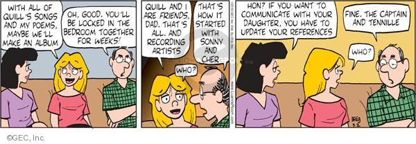 Comic Strip Greg Evans  Luann 2010-09-02 older