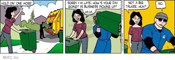 Comic Strip Greg Evans  Luann 2010-09-06 friendly