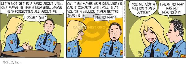 Cartoonist Greg Evans  Luann 2010-09-22 date