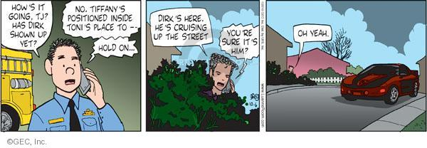 Comic Strip Greg Evans  Luann 2010-10-06 automobile