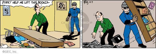 Comic Strip Greg Evans  Luann 2010-12-07 spouse