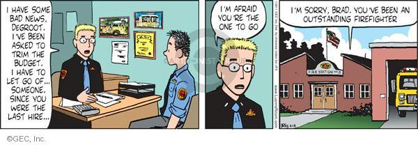 Comic Strip Greg Evans  Luann 2011-06-18 expense