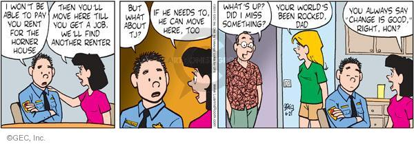 Comic Strip Greg Evans  Luann 2011-06-21 payment
