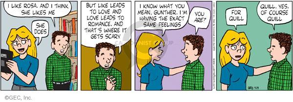 Comic Strip Greg Evans  Luann 2011-09-29 exact