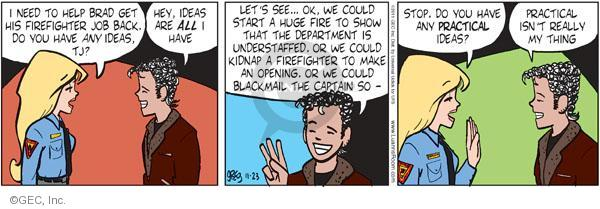 Cartoonist Greg Evans  Luann 2011-11-23 unemployment