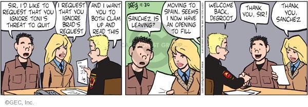 Comic Strip Greg Evans  Luann 2011-11-30 both