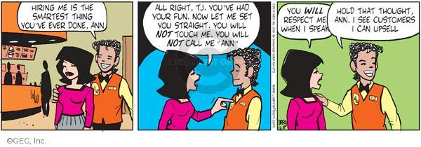 Comic Strip Greg Evans  Luann 2011-12-09 hold