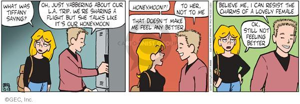Comic Strip Greg Evans  Luann 2011-12-13 holiday travel