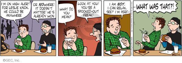 Comic Strip Greg Evans  Luann 2012-02-10 teen