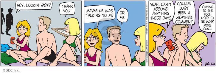 Comic Strip Greg Evans  Luann 2012-06-23 ego