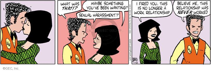 Comic Strip Greg Evans  Luann 2013-01-10 manager