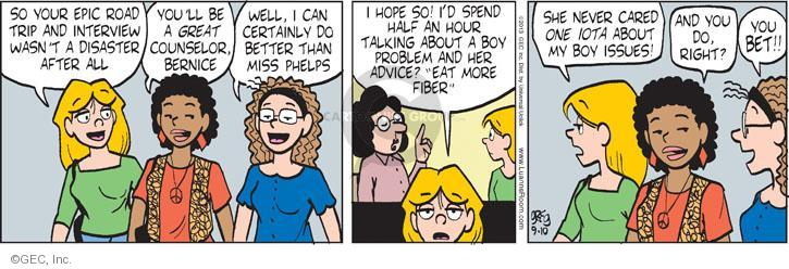 Comic Strip Greg Evans  Luann 2013-09-10 all-you-can-eat