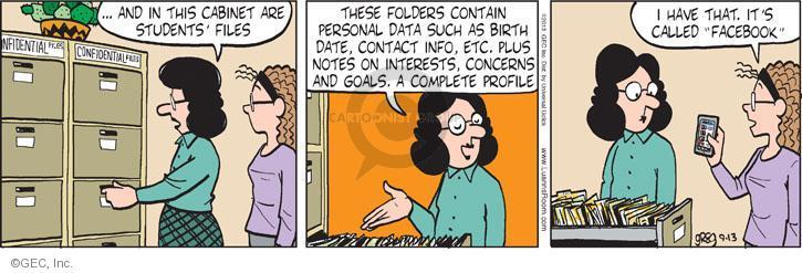 Comic Strip Greg Evans  Luann 2013-09-13 info