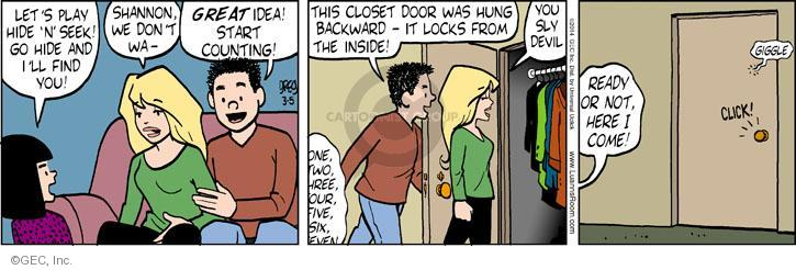 Comic Strip Greg Evans  Luann 2014-03-05 romantic