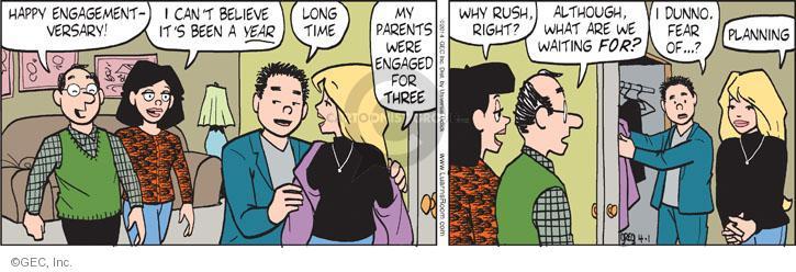 Comic Strip Greg Evans  Luann 2014-04-01 year