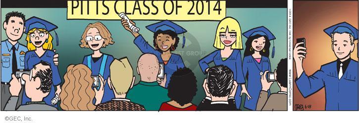 Comic Strip Greg Evans  Luann 2014-06-18 picture