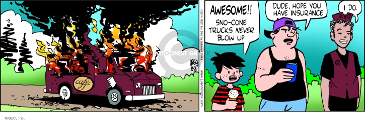Comic Strip Greg Evans  Luann 2014-08-02 loss