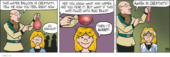 Comic Strip Greg Evans  Luann 2015-01-28 $100