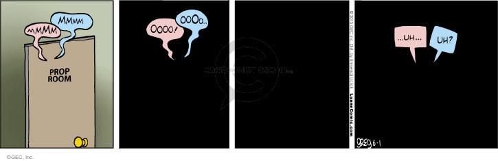 Comic Strip Greg Evans  Luann 2015-06-01 sexual
