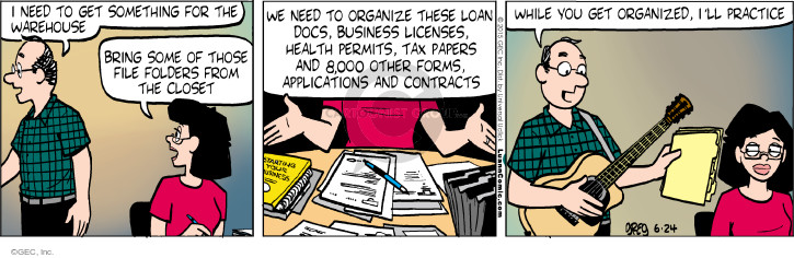 Comic Strip Greg Evans  Luann 2015-06-24 tax