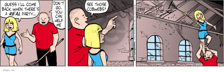 Comic Strip Greg Evans  Luann 2015-08-21 lead
