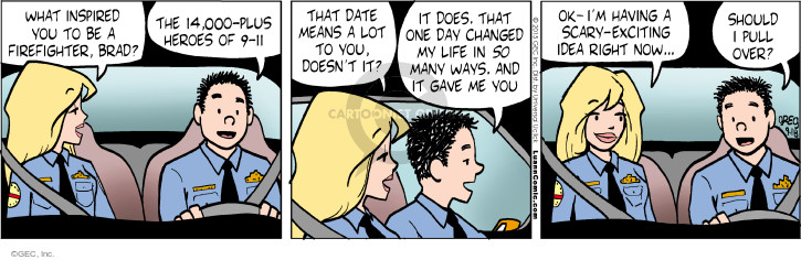 Comic Strip Greg Evans  Luann 2015-09-18 inspiration